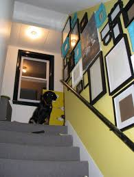 epic staircase gallery wall hometalk