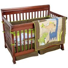 amazon com just born jill mcdonald adorable dino bedding