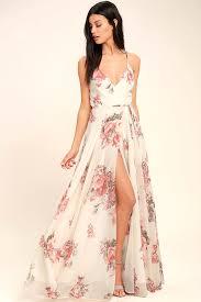 floral maxi dress lovely floral print dress wrap dress maxi dress 98 00