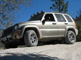 jeep liberty 2003 4x4 2002 jeep liberty renegade 4x4 specifications review and test