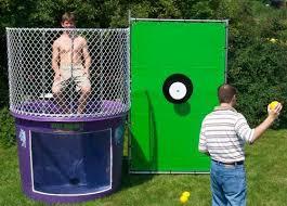 dunking booth rentals dunk tank rental albany ny rentals ny party dunk