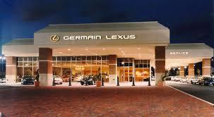 lexus service dealer germain lexus of easton renier construction