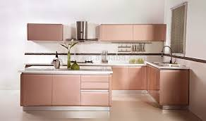 kitchen cabinet and wall color combinations spacious kitchen laminates 0 used orange wooden mdf cabinet cabinets