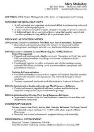Functional Resume Examples Career Change by Chronological Resume Example A Chronological Resume Lists Your