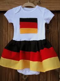 Germman Flag Ready To Ship 0 3 Month German Flag Dress Baby German Dress