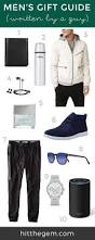holiday gift guide best presents for men the gem