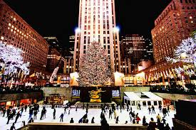 bucketlist visit new york city at christmas time official