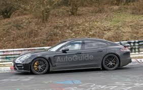 Porsche Panamera Next Gen - 2017 porsche panamera to debut in september autoguide com news
