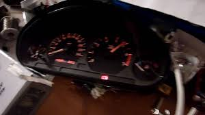 e36 instrument cluster for lfs controlled by an arduino youtube