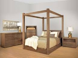 Bedroom Furniture Canopy Bed Handmade Canopy Beds Countryside Amish Furniture