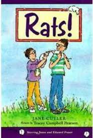 rats by jane cutler scholastic