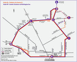Portland Me Map by New Metro Bus Route Will Accommodate Portland High Students