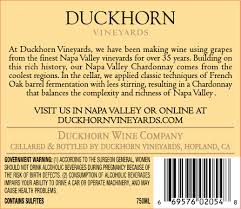 Map Of Napa Duckhorn Wine Company Trade And Media Site