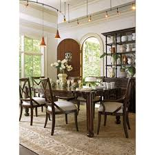 stanley dining room furniture costa del sol rectangular palazzo