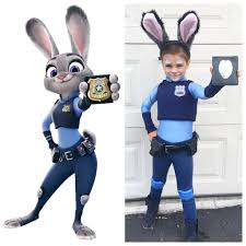 Rabbit Halloween Costume Disney Zootopia Halloween Costumes Kids Popsugar Moms