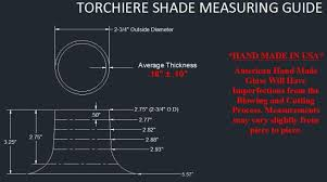 Glass Shades For Floor Lamps How To Measure Torchiere Style Floor Lamp Glass Shades U2013 Grand