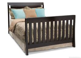 Cribs That Convert Into Full Size Beds by Delta Madisson 4 In 1 Convertible Crib Espresso Walmart Canada
