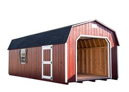 3 style color add ons mini barns storage sheds garages