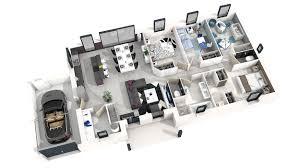 cr r sa chambre 3d faire plan de maison en 3d conceptions de la maison bizoko com