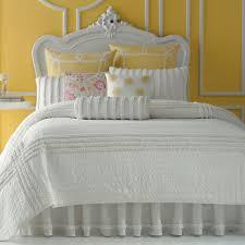 aqua ruffle comforter bedroom cloud white ruffle comforter with beautiful headboard and