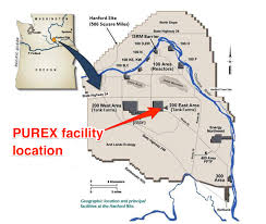 Map Of Nuclear Power Plants In The Usa by Tunnel Of Nuclear Waste May Have Caved In At Washington U0027s Hanford