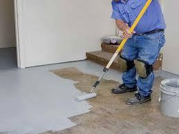 unfinished basement floor ideas diy waterproof flooring new best