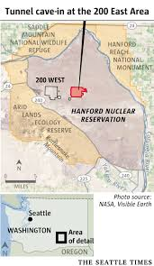 Underground Seattle Map by Thousands Of Hanford Workers Take Cover After Cave In Of Tunnel