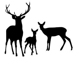 deer decals stickers