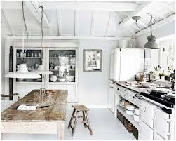 kitchen rustic chic kitchen white table rustic kitchen september