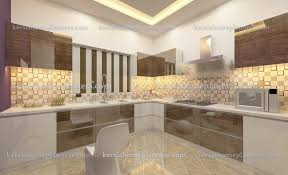 modern kitchen design kerala modern kitchen designs from akathalam interiors