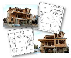 New Construction House Plans New Construction Building A New Home On Long Beach Island Nj