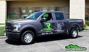 Ford F 150 Camo Truck Wraps - orange county truck wraps gatorwraps