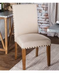 Ivory Chair Savings On Furniture Of America Aralla Upholstered Dining Chair