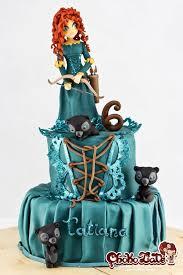 80 cakes princess merida images merida cake