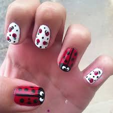 lady bug nails redditlaqueristas