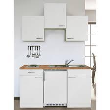 Kleine K Henzeile Kaufen Respekta Küchenzeile Kb150ww 150 Cm Weiß Kaufen Bei Obi