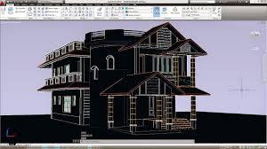 autocad tutorial floor plan contact 01922744683 youtube