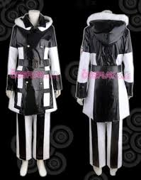 Hitman Halloween Costume Katekyo Hitman Reborn Varia Cosplay Costume Version 01