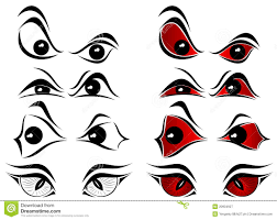 spooky clip art eyes clipart hd