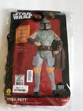 Boba Fett Halloween Costume Boba Fett Costume Child Ebay