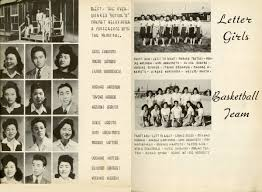 free high school yearbooks free student webinar japanese american experiences in wwii the