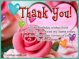 thank you messages for birthday wishes quotes notes and images
