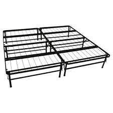 Support Bed Frame Durabed King Foundation Frame In One Mattress Support Bed Frame