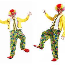 Mens Clown Halloween Costumes Cheap Mens Clown Halloween Costumes Aliexpress