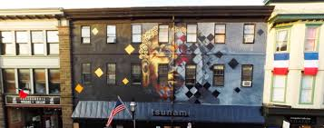 Wall Mural Dense Forests Peel When Public Art And Historic Preservation Clash Strong Towns