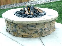 Gas Firepit Kit Gas Pit Table Kit Table Designs