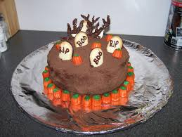 buzztopics keywords suggestions for halloween graveyard cakes