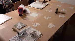 Handmade Gift Wrapping Paper - handmade christmas wrap u2013 stay u0026 roam