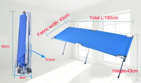 Folding Camp Bed Camping Who Folding Lightweight He Camp Bed To Sell A Lot Buy