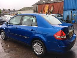 nissan tiida 1 6 automatic in dundee gumtree